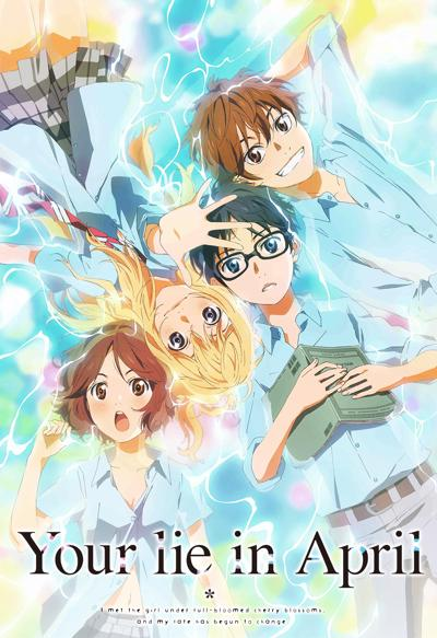 Your Lie in April (OmU./Dt.)