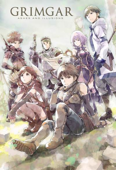 Grimgar, Ashes and Illusions