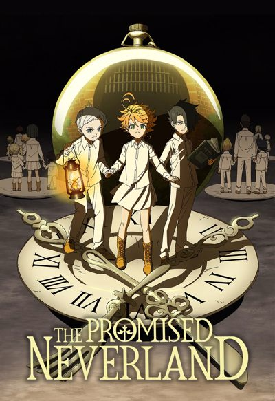 THE PROMISED NEVERLAND (Yakusoku no Neverland)